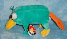 Disneyland Disney World Perry Platypus Phineas and Ferb bean bag Plush Toy 7""