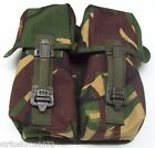 Army Issue PLCE DPM Camo Double Ammunition Pouch - NEW