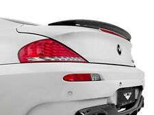 Painted Process Trunk Spoiler for BMW E63 2D Coupe 2004-2008