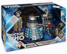 Doctor Who Action Figure Collectors Set : Enemies Of The 1st Doctor Mint & Rare