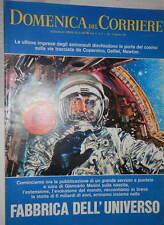 LA DOMENICA DEL CORRIERE 28 gennaio 1969 Canzonissima Stazione spaziale Vietnam
