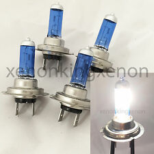 Combo 2 Pair H7 White 100/100W High/Low Xenon Halogen Headlight #n2 Light Bulb