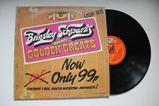 Brinsley Schwarz / Original Golden Greats / 1974 United Artists UK 1st press LP