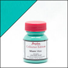 Angelus Brand Acrylic Leather Paint for Shoes / Sneakers - Miami Vice - 1oz