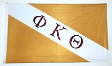 Phi Kappa Theta Flag 3' x 5' - Officially approved