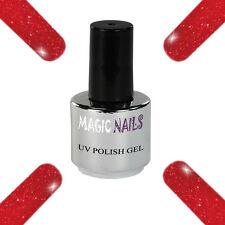 UV Polish Soak Off Gel Nail Art Nagellack Farbe # Cabernet