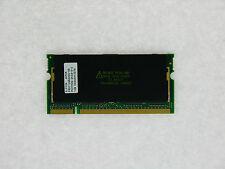 LOT OF 10 EBD11UD8ADDA-6B 1GB DDR PC2700 333MHz 200Pin SODIMM LAPTOP RAM EL