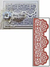 Creative Expressions Sue Wilson NEW ZEALAND COLLECTION - NOBLE BORDER 2 Dies