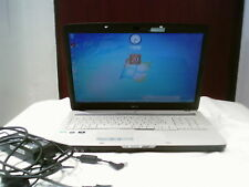 BUON PC NOTEBOOK  5720g CORE2DUO SIST.OPERATIVO 7 SEVEN ,VIDEO NVIDIA 8600M MXM