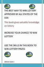 The Best Way to Win Lottery Approved by All States of the USA by Jason...