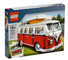 LEGO Advanced Models Volkswagen T1 Camper Van (10220) Brand New Sealed