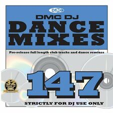 DMC Dance Mixes Issue 147 Music DJ CD Club Tracks & Dance Remixes
