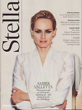 Amber Valletta on Magazine Cover 18 May 2014