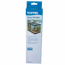 Top Fin Fish Tank Dividers Panels for 10 Gallon (11.3 in x 9.6 in)