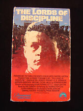 The Lords of Discipline BETA Format Movie David Keith 1983