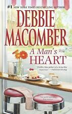 A Man's Heart (The Way to a Man's Heart/Hasty Wedding) by Debbie Macomber  FF696