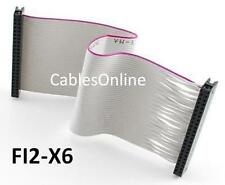 6 inch 44-Pin IDE Hard Drive X-Over Cable, Crossed for I-Opener - CablesOnline