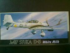 Fujimi 7A-F16 Junkers Ju 87 D-5 White Milk 1:72 New in Box Kombiversand möglich