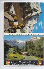 12 Alte Postkarten- Großglockner-Hochalpenstraße