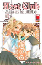 Host Club - Amore in Affitto n. 10 di Bisco Hatori - 1a Rist. Planet Manga