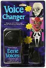 Ghostface Voice Changer Seen Movie Scream Portable Wearable Misshapes Voice New