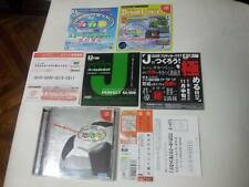 J.LEAGUE PROFESSIONAL SOCCER CLUB! JAP JAPANESE JP SEGA JAPAN DC DREAMCAST GAMES