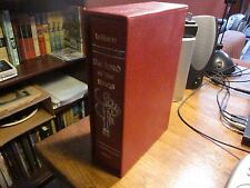 J.R.R Tolkien. The Lord of the Rings, 1987, hc Collector's Edition w/Slip Case