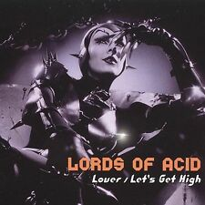 Lords Of Acid Lover [EP] [PA] CD