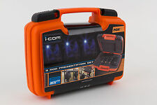 Fox MXR+ Carp Fishing Bite Alarm Set - 2 Alarms + Receiver CEi141 *Brand New*