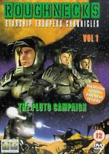 Roughnecks Starship Troopers Chronicles Vol. 1 The Pluto Campaign DVD