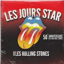 ROLLING STONES FRANCE ONLY CD SINGLE LES JOURS STARS PROMO HC NEUF SCELLE