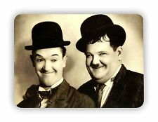 Laurel And Hardy 1 Portrait Movie Film Poster  METAL SIGN PLAQUE Vintage Retro