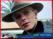 DAVID BOWIE - The Man Who Fell To Earth - Card #45 - The Visitor - Unstoppable