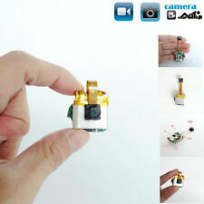 DIY Tiny pinhole Micro portable mini camera nanny hidden spy camera Recorder DVR