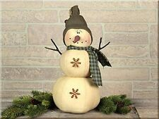 Drifter the Snowman by Honey and Me