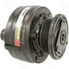 Four Seasons 57943 Remanufactured Compressor And Clutch