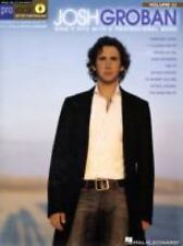 Josh Groban, Pro Vocal Songbook & CD, Men's Edition, Vol. 33 (2008)
