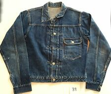 ORIGINAL VINTAGE LEVI'S 506XX 1ST EDITION DENIM JACKET