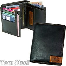 CAMEL ACTIVE, MEN'S WALLET, PORTEMONNAIE, WALLET, WALLET, LEATHER, NEW