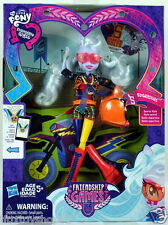 New My Little Pony Equestria Girls SUGARCOAT Friendship Games Motocross Doll