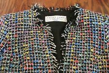 Trina Turk Tweed Jacket Size 6