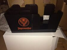 Jagermeister Jager Napkin Straw Swizzle Stick Drink Coasters Bar Caddy Holder