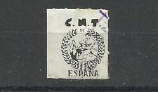 567-SELLO GUERRA CIVIL C.N.T. DE ESPAÑA.COMUNISMO,ANARQUIA,ANTIFASCISTA.NO CATAL