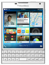 New Imported BlackBerry Passport 32GB Smartphone - White color