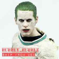 1/6 Joker Head Sculpt Jared Leto Suicide Squad Batman For Hot Toys SHIP FROM USA