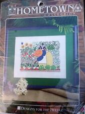 The Hometown Collection Cross Stitch Kit Vegetable Garden Not started