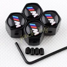 Antitheft Wheel Tire Valve Stem Air Cap FOR BMW M POWER F80 F10 E60 E63 F06 F82