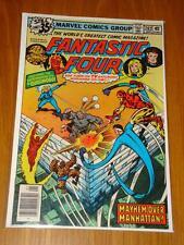 FANTASTIC FOUR #202 MARVEL COMIC JAN 1979 NM (9.4) *