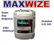 VAUXHALL GENUINE 10W40 ENGINE OIL SEMI SYNTHETIC PETROL & DIESEL 20L