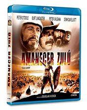 ZULU DAWN (Burt Lancaster, Peter O'Toole) -  BLU RAY - Sealed Region B